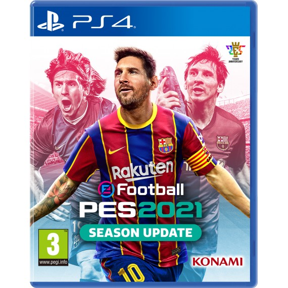 PS4 EFOOTBALL PES2021...